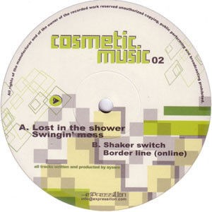 Aysam - Lost In The Shower EP. - Cosmetic Music - 02