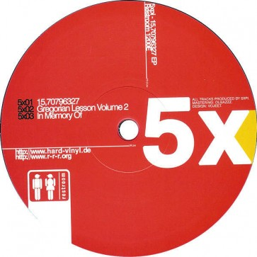 5xpi - 15,70796327 EP - Restroom Records - RESTROOM1200E