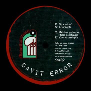 Davit Error - ddm02 - discodemuerto - ddm002