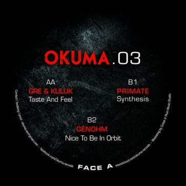Various - Okuma 03 - Okuma Records - Okuma 03