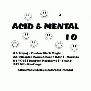 Various - Acid & Mental 10 - Acid & Mental - A&M10