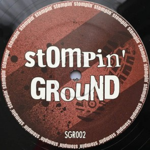 Benji303 & Draft Punk - Make A Difference / Gotta Have Funk - Stompin' Ground Records - SGR 002