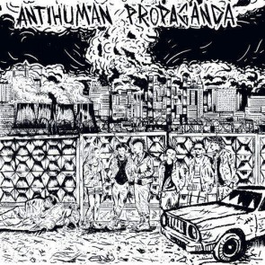 Various - Antihuman Propaganda - Dehumanization Records - DEHUMANIZE02