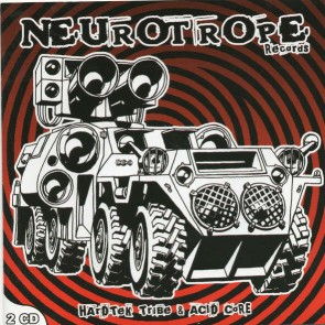 Various - Psychedelic Wild Diffusion Part II - Neurotrope - NRTCD002, ES Production - ESPRODCD03