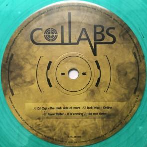 DJ Ogi / Jack Wax / Rene Reiter - COLLABS 003 - Collabs Records - COLLABS 003
