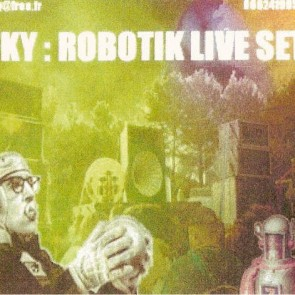 FKY - Robotik Live Set - Not On Label (FKY) - none