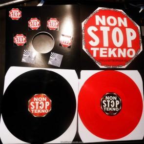 Keja / IZi - Non Stop Tekno 01 - Non Stop Tekno - Non Stop Tekno 01