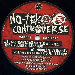 Various - Controverse - No-Tek Records - NO-TEK 13