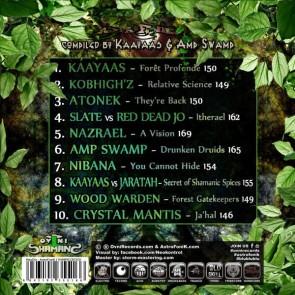 Various - O.V.N.I ShamanS 01 - OVNI Shamans - OVNIREC023CD