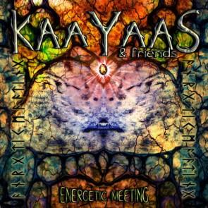 Kaayaas - Energetic Meeting - OVNI Shamans - OVNIREC024CD