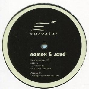 DJ Scud & Nomex - Maschinenbau EP - Praxis - Praxis 56