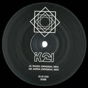 K21 / Mik Izif - S.I.N 001 - S.I.N - SIN 001