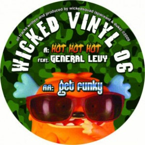 Wickedsquad - Wicked Vinyl 06 - Not On Label (Wicked Vinyl Series) - WICKED VINYL 06 RP