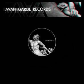 Negative Glitch - Avantgarde 01 - Avantgarde-Records - AVA01