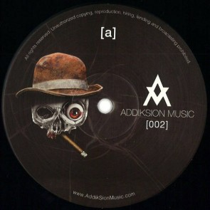 Matteo Rosolare & Jojo Angel - Or Less EP - Addiksion Music - ADXN002