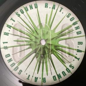 Jack Wax & DJ Jape du Marie / John Rowe / R.A.T. - R.A.T. Sound #1 - R.A.T. Sound - RAT 001