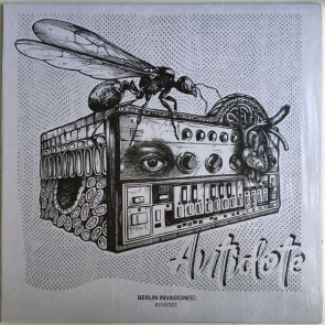 Various - Antidote - Berlin Invasion - Blnv003