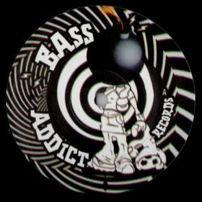Radio Bomb - Bass Addict 16 - Bass Addict Records - BAR 16