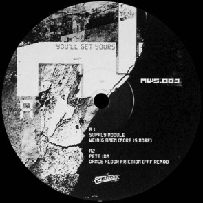 Various - Neurotic Waste Sampler 003: You'll Get Yours - Neurotic Waste - NWS.003