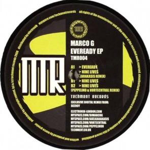 Marco G - Eveready EP - Techment Records - TMR004