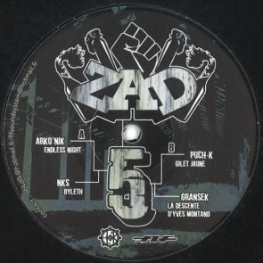Various - Zone A Defendre 05 - FLF Sound System - ZAD 5