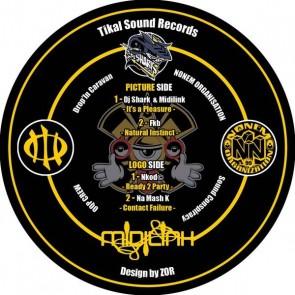 Various - Tekno Section 02 - Tikal Sound Records - Tekno Section 02