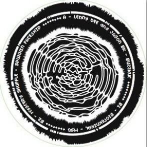 Lenny Dee / Jason BK / Spukkin Faceship / MSG - Septik Nexus EP - Konundrum - konundrum 3