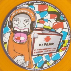 DJ Panik - The Red Pill / To The Unknown (V.I.P. Remix) - Drum Orange - DRUM ORANGE 003, ES Production - DRUM ORANGE 003