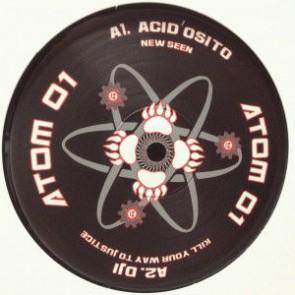 Various - ATOM 01 - A.T.O.M Record - ATOM 01