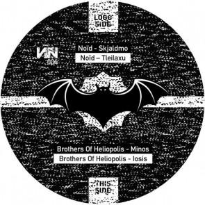 Noïd & Brothers Of Heliopolis - White Noiz 004 - White Noiz - NOIZ004