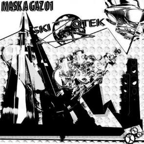 Various - Untitled - Mask A Gaz - MASK A GAZ 01