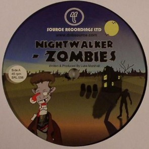 Nightwalker / Dex Offender - Zombies / Breakdown - Source Recordings - SRL006