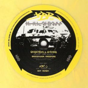 Empatysm & H-Code / Air J - Kbr001 - Kritical Bass Records - KBR.001