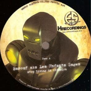 Les Enfants Sages / The Abdominable Dr Jeff - The Battle Act - H. Recordings - H.RECORDING 02