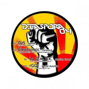 Various - DIASPORA Rec 004 - Diaspora Records - DIASPORA 04, ES Production - DIASPORA 04
