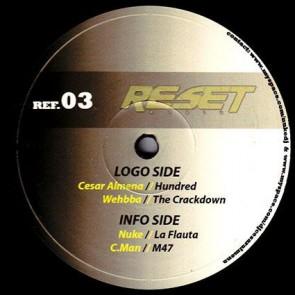 Various - Reset 3 - Reset Music - REF.03