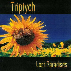 Triptych - Lost Paradises - Turbo Trance Records - TTrCD007