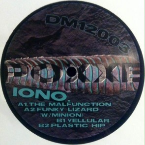 Poxxe - Iono - Darkmatter Soundsystem - DM12003