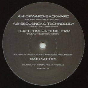 Jano - Untitled - Isotope - ISO² 02