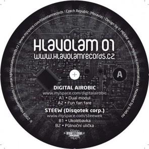 Digital Airobic vs Steew - Hlavolam01 - Hlavolamrecords - Hlavolam01