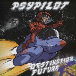 Psypilot - Destination Future - Turbo Trance Records - TTrCD008
