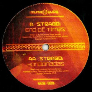 Strago - End Of Times - Muta Cube - MCB05