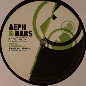 Aeph & Dabs / Maztek - Madbox / Floating - Modulate Recordings - MOD007