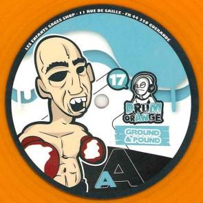 DJ Panik & DJ Yox - Ground & Pound / Pandora Vip ( Drumstep Remix ) - Drum Orange - DRUM ORANGE 017, ES Production - DRUM ORANGE 017