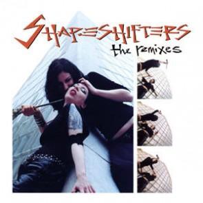 Raquel De Grimstone - Shapeshifters (The Remixes) - Zhark International - zhark lp 3