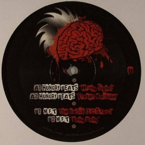 Hungry Beats / M.f.t. - Low Noise 001 - Low Factory Records - LFLN001