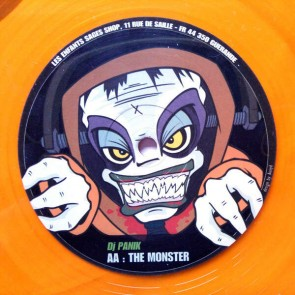DJ Panik / DJ Yox - The Monster / From The Top - Drum Orange - DRUM ORANGE 018