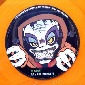 DJ Panik / DJ Yox - The Monster / From The Top - Drum Orange - DRUM ORANGE 018