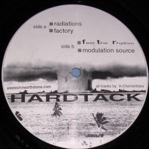 Hardtack - Radiations - Apocalypse Records Shop - REV 01, Revelation Records - REV 01