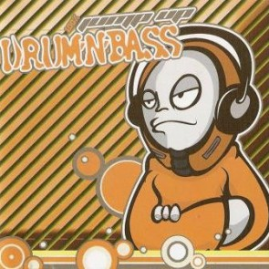 Various - 100 % Jump Up Drum 'N' Bass - Drum Orange - ESPRODCD06